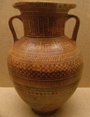 greek art - geometric period